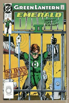 Green Lantern Emerald Dawn II #1 1991 FN/VF 7.0