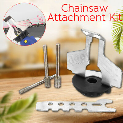 Portable Chainsaw Sharpener Swarts Tool Chain Saw Electric Grinder Bench Tool AU
