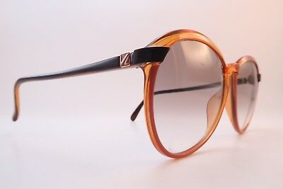 Vintage 70s Viennaline sunglasses Mod 1358 col 12 made in Germany