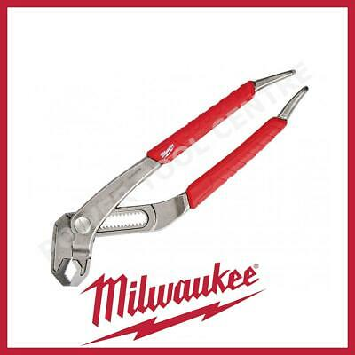 "Milwaukee Tradesmen Plumbers Water Pump Pliers Grips 8"" Inch 200mm Capacity 45mm"
