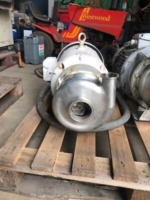 Industrial Stainless Pump  11kw