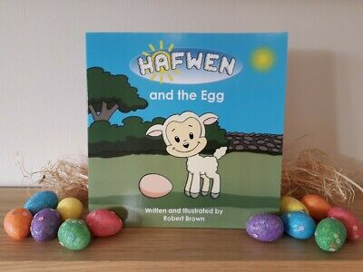 Hafwen and the Egg ~ Softback Children's Picture Book ~ Ages 0 - 6