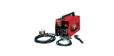 Lincoln Electric Weld Flux Pack HD Wire Feed Welder, Steel, welding Contractor