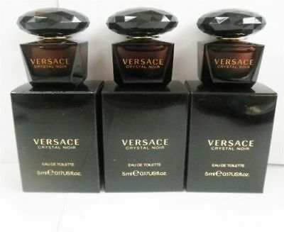 Crystal Noir By Gianni Versace 30 Oz Edp For Women 4729 Picclick