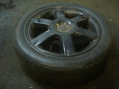 Ford Focus 16 Alloy Wheel 16 205/55/16 MICHELIN TYRE 4M5J-1007