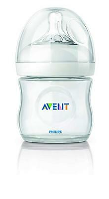 Philips AVENT BPA Free Natural Polypropylene Bottle, 4 Ounce