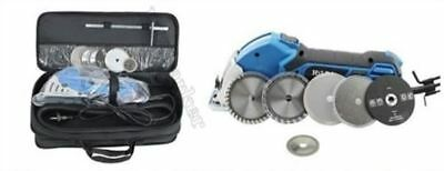 Multi-Function Metal Cut Saw Ceramic Tile Woodworking Circular Orbital Saw 22 tg