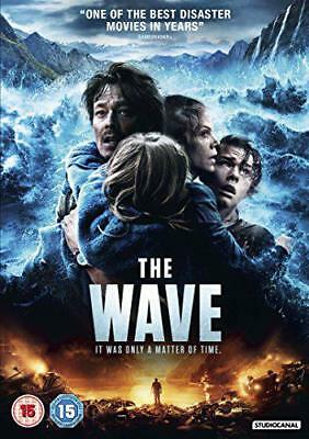 The Wave [DVD] [2016], DVD, New, FREE & Fast Delivery