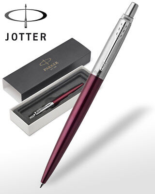 Parker Ballpoint Jotter Portobello Purple Gel Ballpoint Pen New In Box 1953192