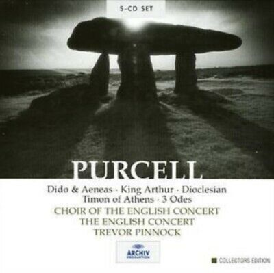 Purcell: Dido & Aeneas / King Arthur / Dioclesian / Timon of Athe...