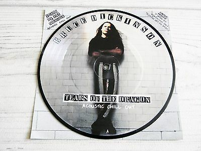 Bruce Dickinson / Iron Maiden Tears of the Dragon Picture Single