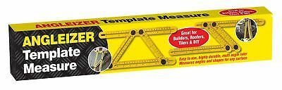 Multi angle ruler angleizer template measure measures angles & any surface