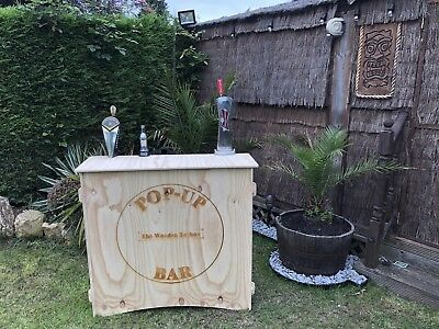 Pop Up Bar Party Weddings