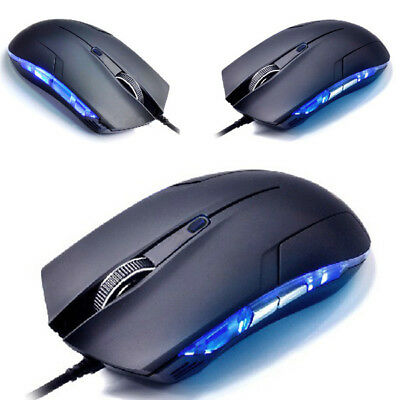 Portable Optical 1600DPI 6 Button USB Wired Gaming Game Mouse Mice for PC Laptop