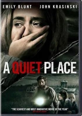 A Quiet Place (DVD, 2018) Brand NEW* Drama, Horror, SHIPS FREE in USA 7/10/18 !!