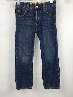 Boy's Size 6 Regular Straight  Fit Gap  Denim Jeans Adjustable waistband