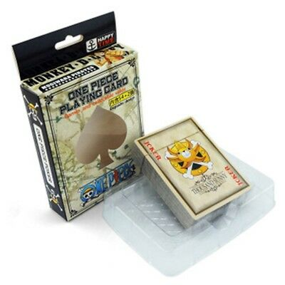 One Piece Playing Cards Poker Japanese Anime Cartoon Game Toy Japanese 54pcs