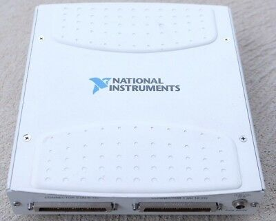 National Instruments NI USB-6259 32-input analog / digital IO w/ SCB-68 breakout
