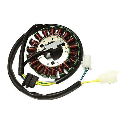 Magneto Coil Stator for Suzuki GN250 250cc Motorcycle Scooter Dirt Bike