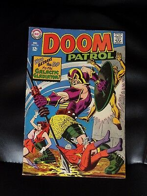 Doom Patrol  #116. Fine or Better — No Reserve
