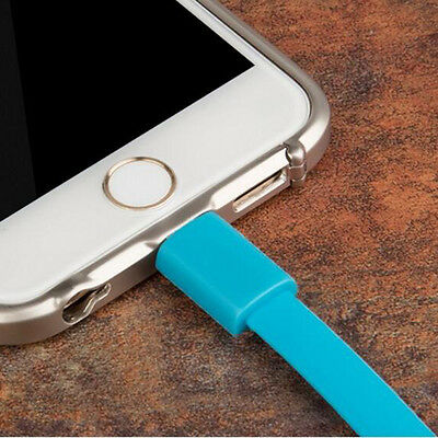 Micro USB Cable Bracelet Data Wristband Charging Line For iphone 7 7Plus 6S 6