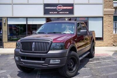 2006 Lincoln Mark Series  free shipping warranty clean carfax luxury 4x4 cheap finance f150 lariat awd