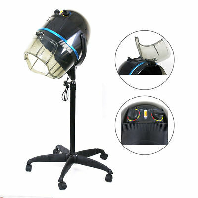 Professional Salon Bonnet Stand-up Hair Dryer Styling w/ Heating Timer