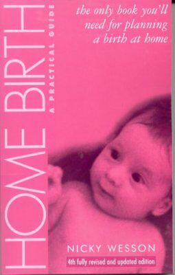 Home Birth: A Practical Guide,Nicky Wesson
