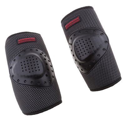 Children & Adults Knee Pads Black Motorcycle Racing Sports Knee Protector