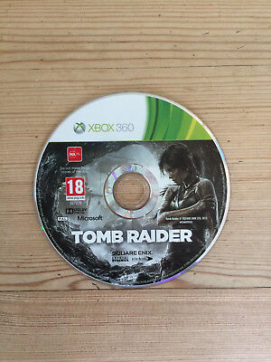 Tomb Raider (2013) for Xbox 360 *Disc Only*
