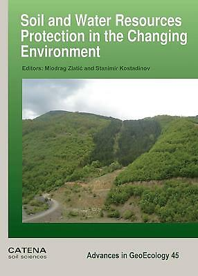 Soil and water resources protection in the changing environment - 9783510654185