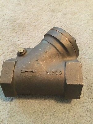 "Nibco 2"" Valve, 300 SWP, 600 WOG, Free Shipping"