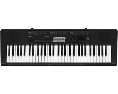 Casio CTK-3200 Keyboard Schwarz