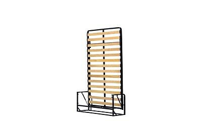 Vertical Small Double Wallbed  (Murphy bed,Pull-out bed,Foldaway bed,Hidden bed)