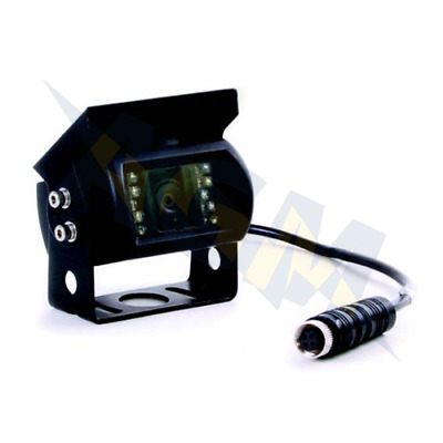 Durite 0-776-21 CCTV Colour Infra-red Camera with Sound, High Quality