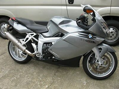 Bmw K1200S Bmwsh 2005 -23,553 Miles Recent New Abs & Suspension Under Warranty P