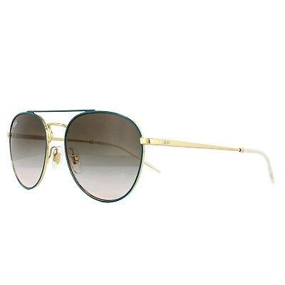 6ba8a45a7a Ray-Ban Sunglasses 3589 905613 Green Gold Brown Gradient