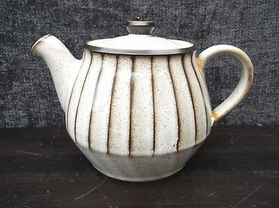 DENBY STUDIO - LARGE  TEAPOT, 2 1/4 pint capacity