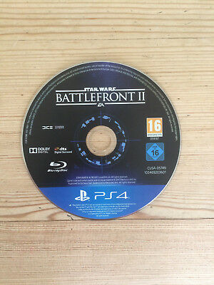Star WarsBattlefront II (2) for PS4 *Disc Only*