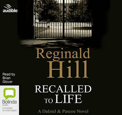 Recalled to Life by Reginald Hill Compact Disc Book Free Shipping!