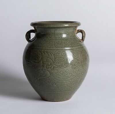 Chinese Antique Song Style Changsha Jar
