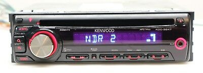 Autoradio Kennwood - KDC-3247 4X50 Watt MP3 AUX WMA Radio