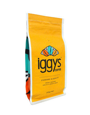Iggys Coffee 1Kg Kafe Select (Medium Roast) Premium Coffee Beans Freshly Roasted