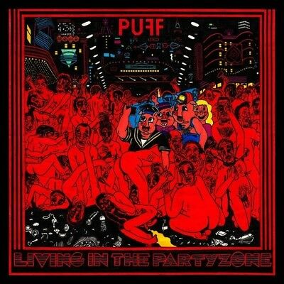 Puff - Living In The Partyzone [New Vinyl LP]