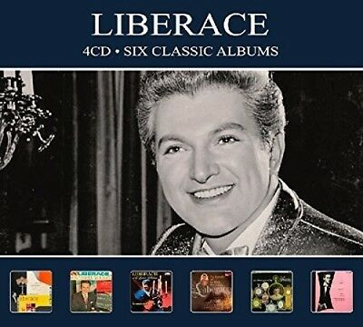 Liberace - 6 Classic Albums [New CD] Germany - Import