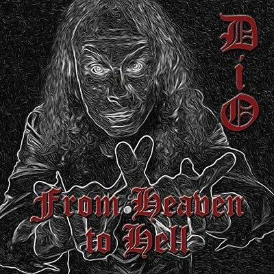 Dio - From Heaven To Hell [New CD]