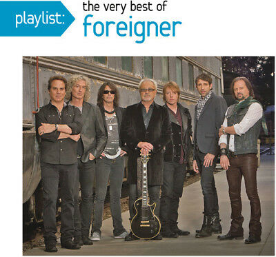 Foreigner - Playlist: Very Best of [New CD]
