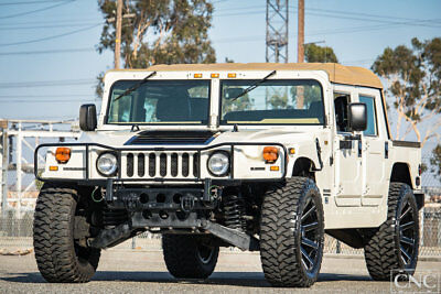 AM General Hummer 4-Passenger Open Top Hard Doors 2000 AM General Hummer H1 Open Top / Hard Doors Only 32,224 Miles CNC Motors
