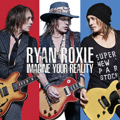 Ryan Roxie - Imagine Your Reality [New CD] UK - Import