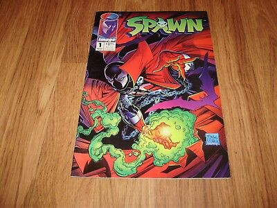 Image Comics Spawn 1 From 1992